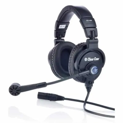 Clear-Com CC-400 Double ear headset