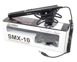 Azden SMX-10 Directional Stereo Microphone