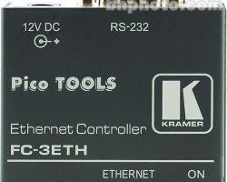 Kramer FC-3ETH bi-directional RS-232 to Ethernet Controller