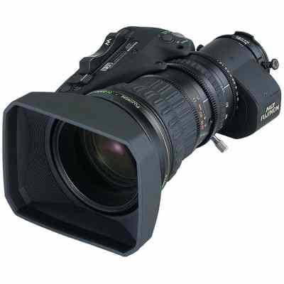 "Fujinon HTs18x4.2BERM 1/3"" Premier Standard ENG Lens with 2x Extender"