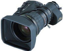 Fujinon ZA17x7.6BERM / BERD Select Standard ENG Style Lens