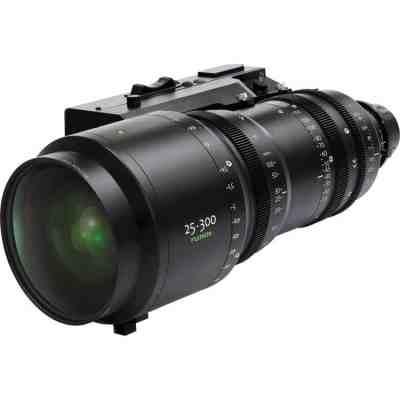 Fujinon ZK12x25 25-300mm T3.5-3.8 Versatile Zoom Lens