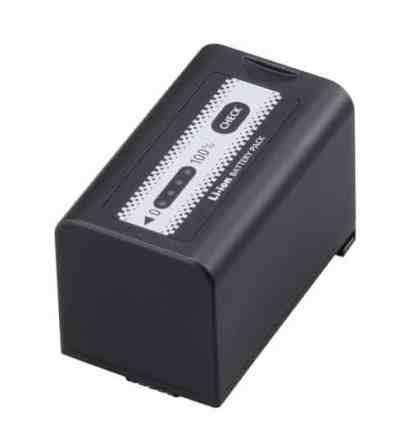 Panasonic AG-VBR59 Large Capacity (5900 mAh) Battery