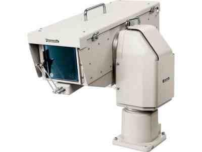 Panasonic AW-PH650 Outdoor Pan/Tilt System Maximum control distance is 3,280 ft