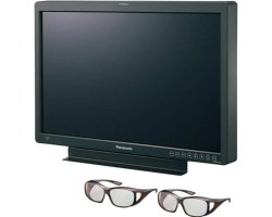 "Panasonic BT-3DL2550E 25.5"" 3D Production Display"