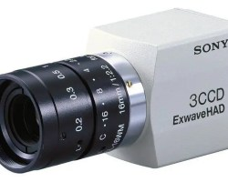 Sony DXCC33 3-CCD Color Video Camera, NTSC