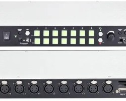 Video Solutions FT-800 7+1 Channel Intercom Main Station