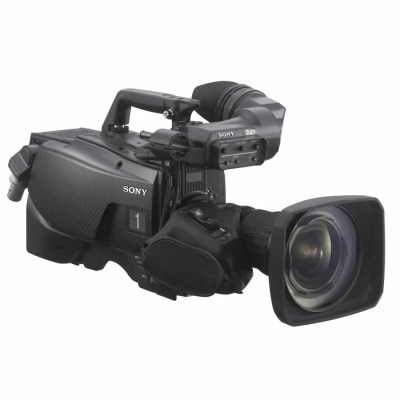 Sony HDC-2570 Multi-format HD portable system camera with digital triax transmission interface