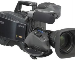 Sony HDC-3300 HD Super Motion Color Camera