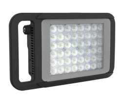 Litepanels Lykos Daylight Building off the popular ASTRA 1x1 LED design