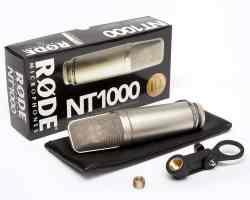 RODE NT1000 Studio Condenser Microphone