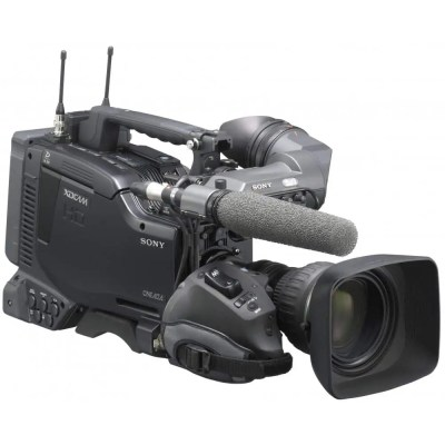 Sony PDW-F800 XDCAM HD Cross-conversion Capability Camcorder