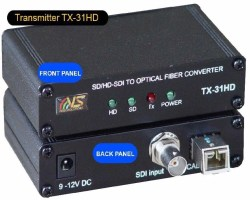Video Solutions HD SDI Over Fiber Optic Extender