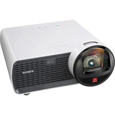 Sony VPL-BW120S Compact, Bright, Affordable and Eco-friendly Short Throw Home Theater Projector