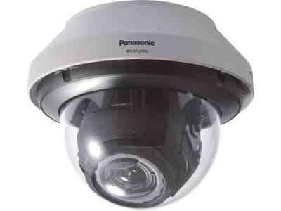 Panasonic WV-SFV781L 4K Outdoor Vandal Resistant Dome Network Camera