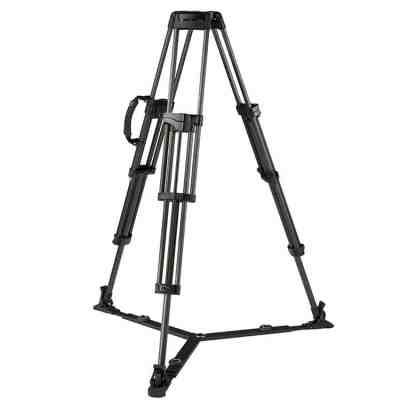 Miller 1576G Sprinter II 2 Stage Carbon Fibre Tripod with Ground Spreader