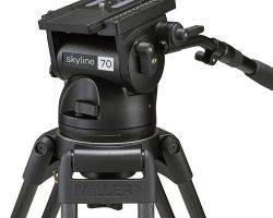 Miller 2075 Skyline 70 HD Studio Alloy Tripod System