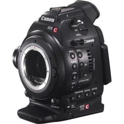 Canon EOS C100 Cinema Camera