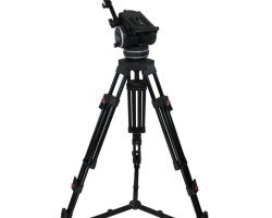 Cartoni K513/2CG C20S 2 Stages Carbonfiber EFP Tripod