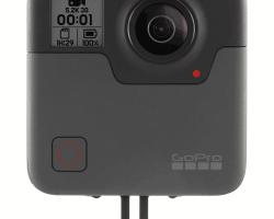 Gopro Fusion Create immersive VR experiences