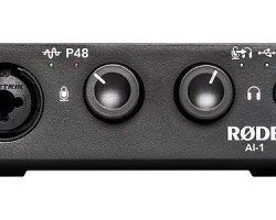Rode AI-1 USB Audio Interface