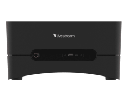 Livestream Studio One is a compact Desktop Encoder