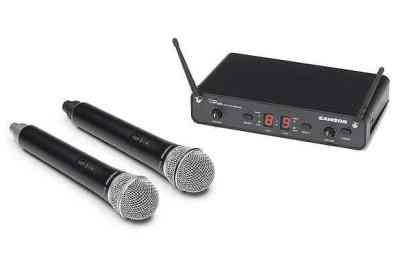 Concert 288 Handheld Wireless System