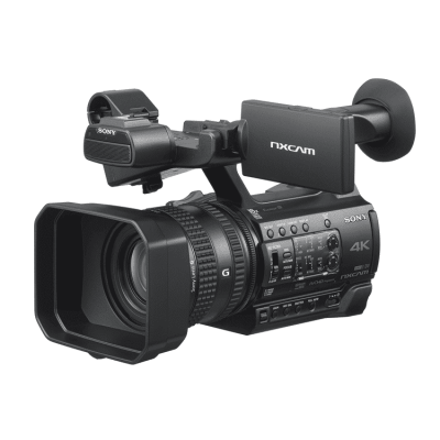 Sony HXR-NX200 4K Compact Camcorder