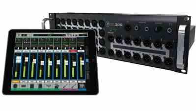 Mackie DL32R Wireless Sound Mixer