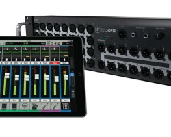 Mackie DL32R Wireless Sound Mixer