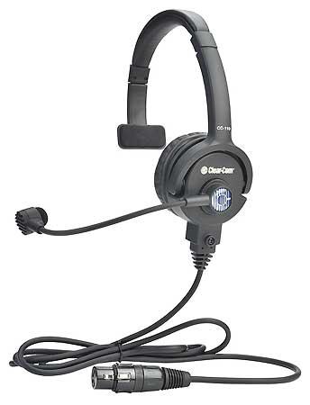 Clear-com CC-110 Single-ear Headset