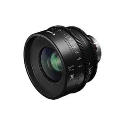 Canon CN-E20mm T1.5 FP X Sumire Prime Lens