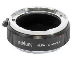 Metabones ALPA Lens to Sony NEX Adapter
