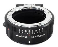 Metabones Nikon G - X-mount