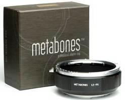 Pentax 67 Lens to Leica S