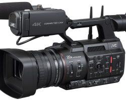 GY-HC550 4K Memory Card Camera Recorder