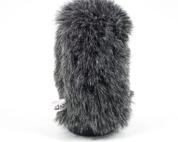 Azden SWS-100 Faux Fur Windshield