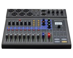 Zoom LiveTrak L-8 Portable Digital Mixer