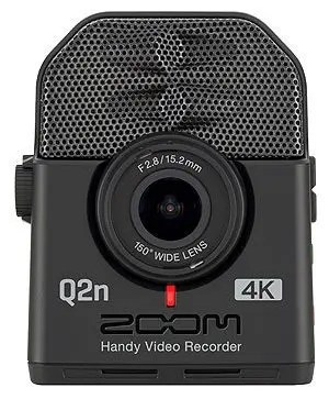 Zoom Q2n-4K Handy Recorder
