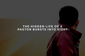The Hidden Life of a Pastor Bursts Into Sight
