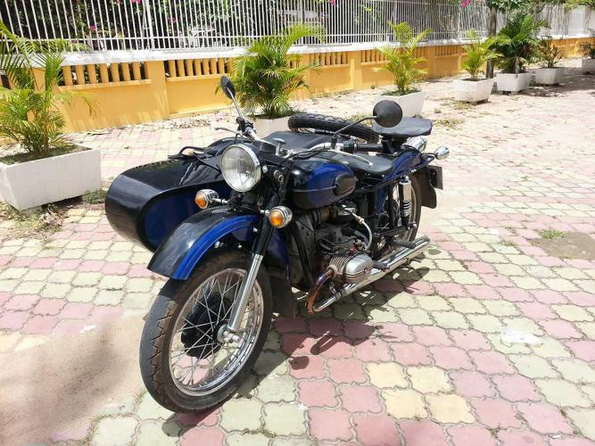 For Sale URAL Motorbike Sidecar 1986 NEW PRICE Expat Advisory Services