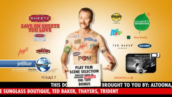 """The Greatest Movie Ever Sold"" - Amusing Morgan Spurlock ..."