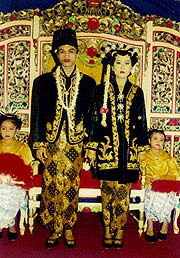Traditional Wedding Ceremonies And Customs In Indonesia Cultural Tips For Expats In Indonesia