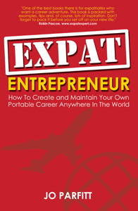 Book Cover: Expat Entrepreneur