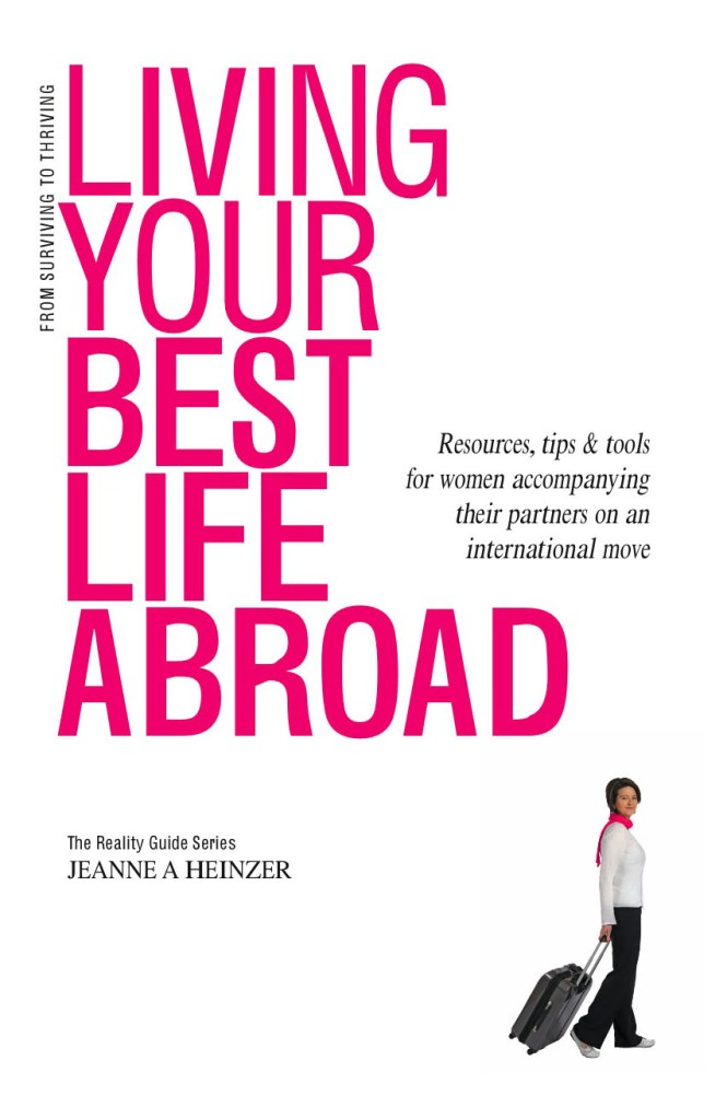 Book Cover: Living Your Best Life Abroad