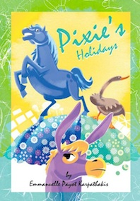 Book Cover: Pixie's Holidays