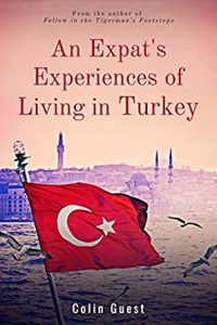 Book Cover: An Expat's Experience of Living in Turkey