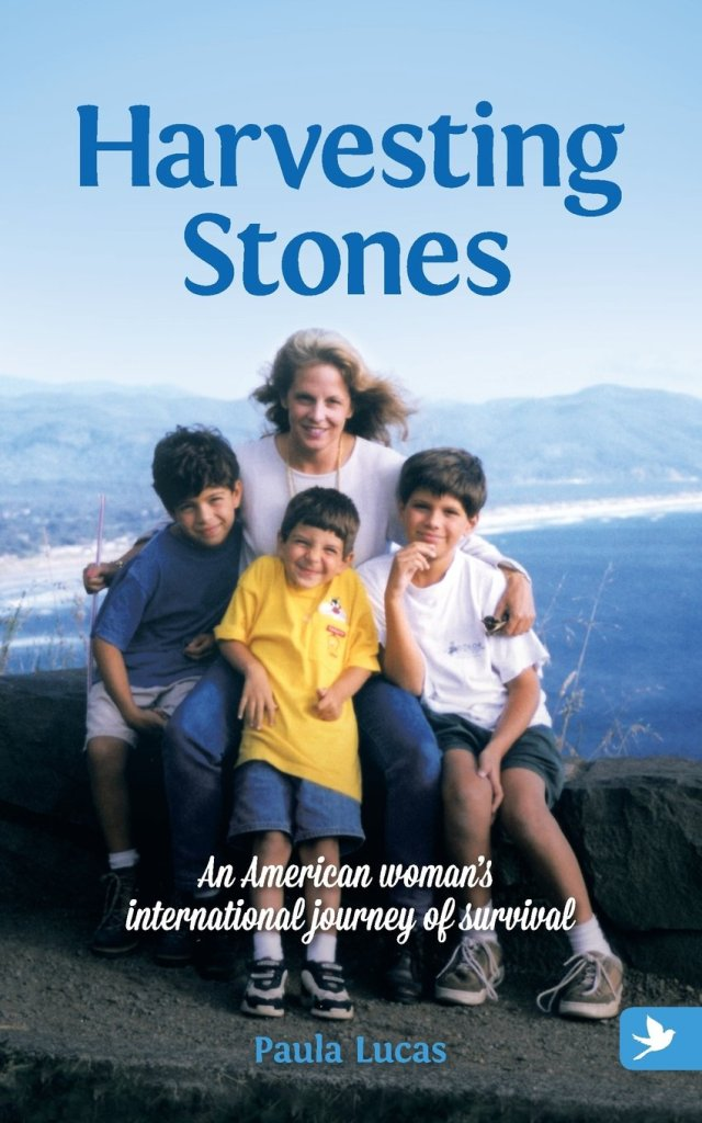 Book Cover: Harvesting Stones