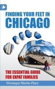 Book Cover: Finding Your Feet in Chicago