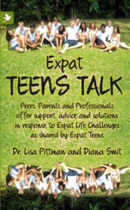 Book Cover: Expat Teens Talk